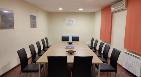 Delegació Lleida Sala Juntes compr